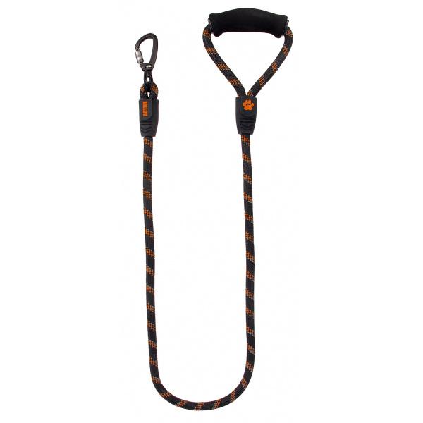 Vodítko active dog sport l oranžové 1,3x120cm