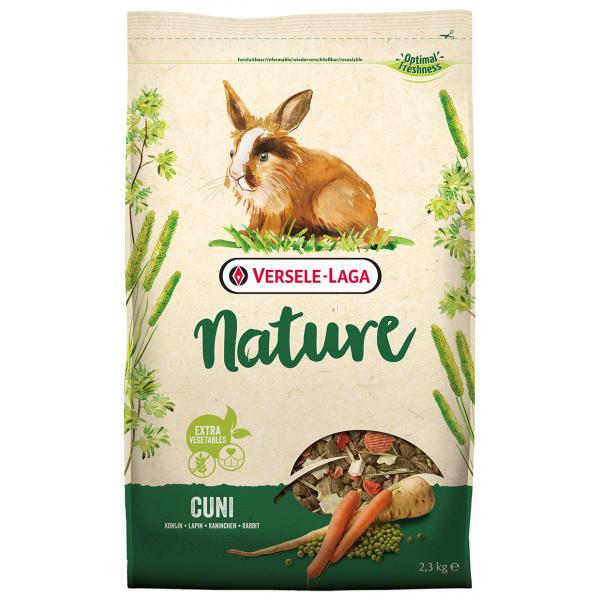 Krmivo nature cuni pro králíky 2,3kg