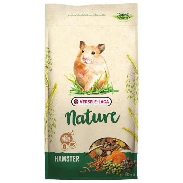 Krmivo nature hamster pro křečky 700g
