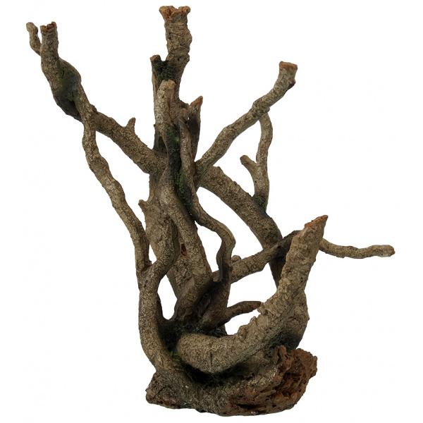 Dekorace akvarijní kořen stromu 19,5cm