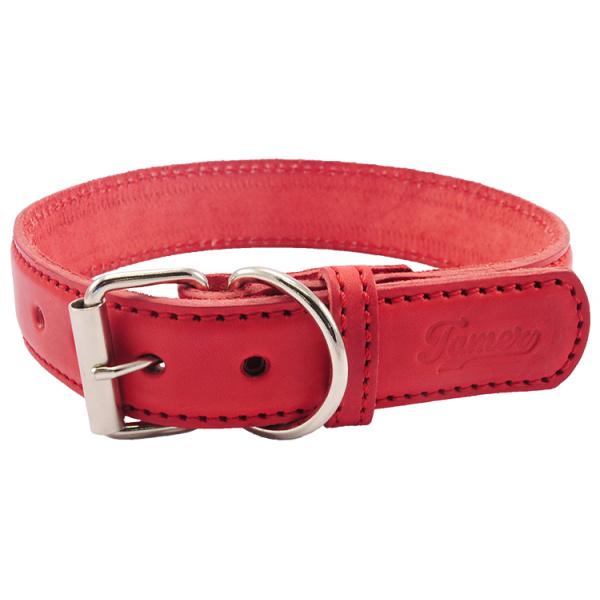 Obojek tamer 3cm/60cm červený