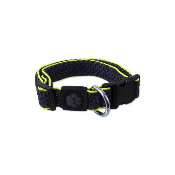 E-shop Obojek Active Dog Mellow XL šedý 3,8x45-70cm