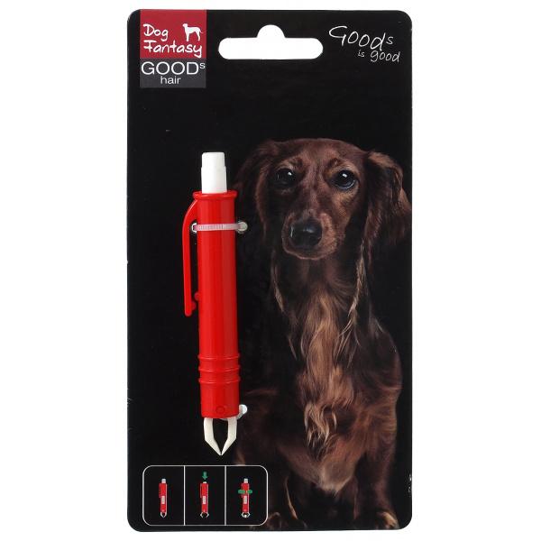 Pinzeta Dog Fantasy na klíšťata 9cm