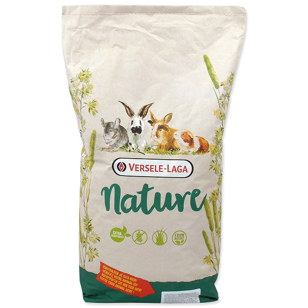 Krmivo nature cavia pro morčata 9kg