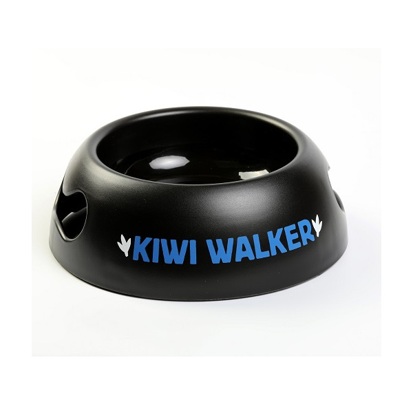 Miska Kiwi Walker Black Bowl modrá 750ml