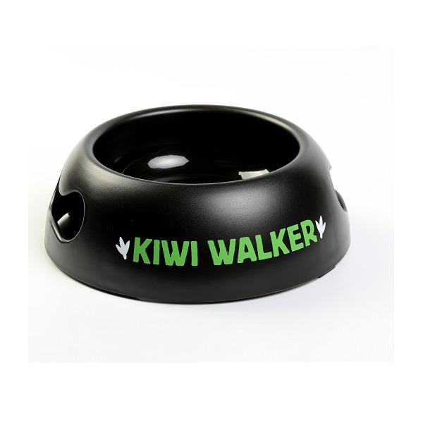Miska Kiwi Walker Black Bowl zelená 750ml