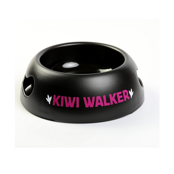 Miska Kiwi Walker Black Bowl růžová 750ml
