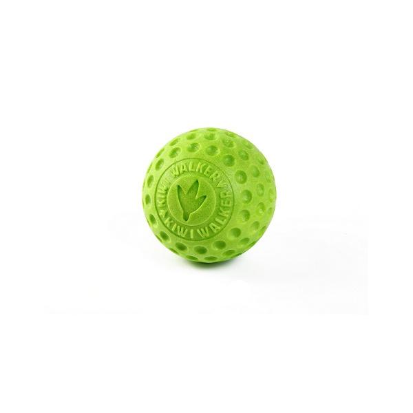 Hračka Kiwi Walker TPR guma míček zelený 6,5cm