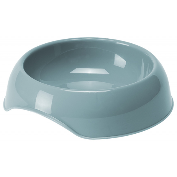 Miska dog fantasy plastová modrá 350ml