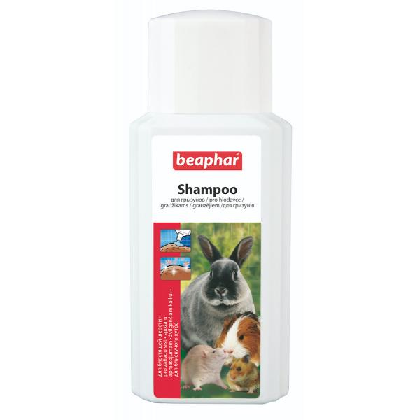 Šampon beaphar pro králíky a drobné savce 200 ml