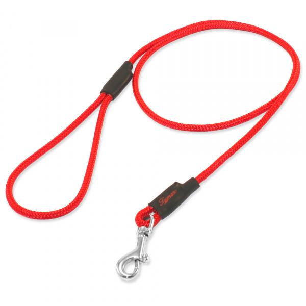 Vodítko klasické Tamer 145cm mini červené
