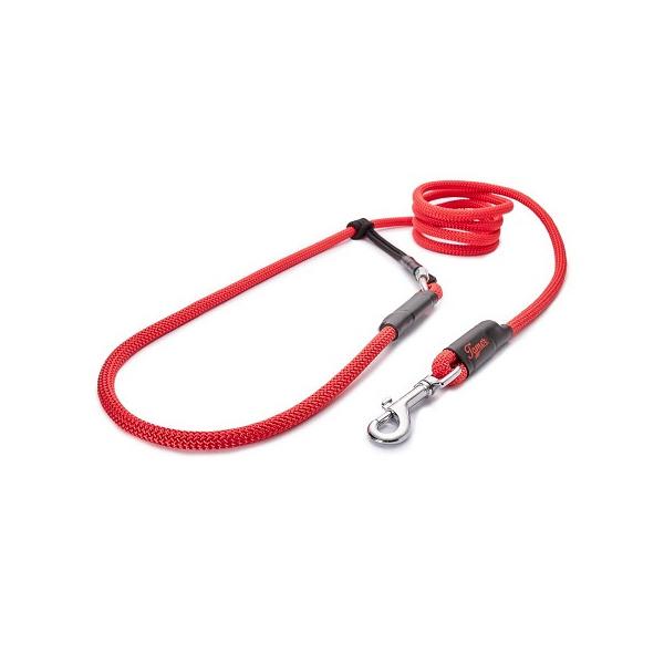 Vodítko Tamer s posuvným systémem 4m 8-50kg červené