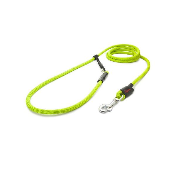 Vodítko Tamer s posuvným systémem 2m 4-20kg žluté/zelené