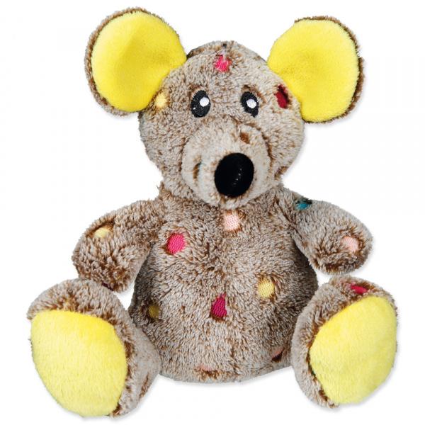 Hračka Trixie myš plyšová 17cm