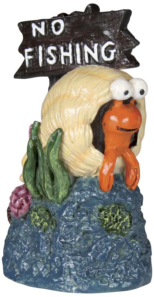 Dekorace akvarijní trixie příšerka mořská 7cm