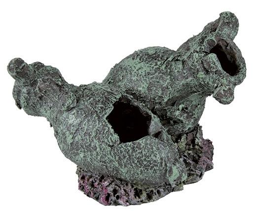 Dekorace akvarijní trixie amfora 8cm