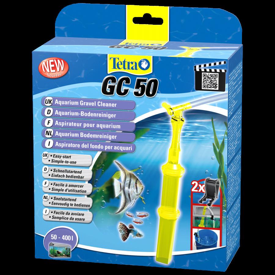 Odkalovač tetra gc50