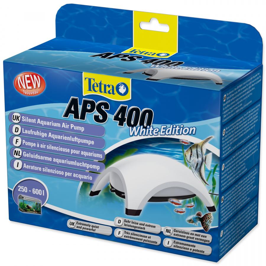 Kompresor tetra aps 400 bílý