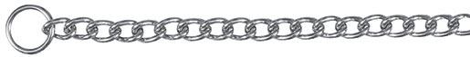 Obojek pro psy Trixie řetěz jednořadý stahovací 50cm*4mm
