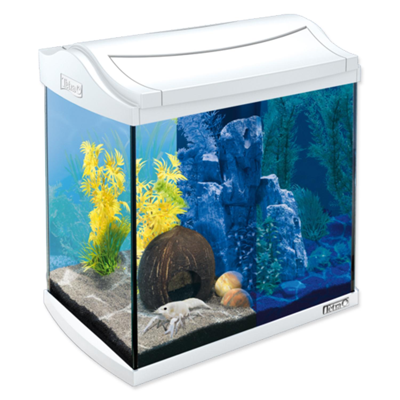Akvárium set TETRA AquaArt LED bílý 30l Tetra 4004218244894