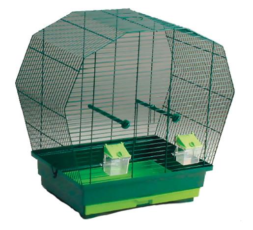Klec BIRD JEWEL K6 tmavě zelená Bird Jewel