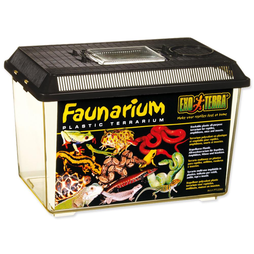 Faunarium EXO TERRA střední 11l