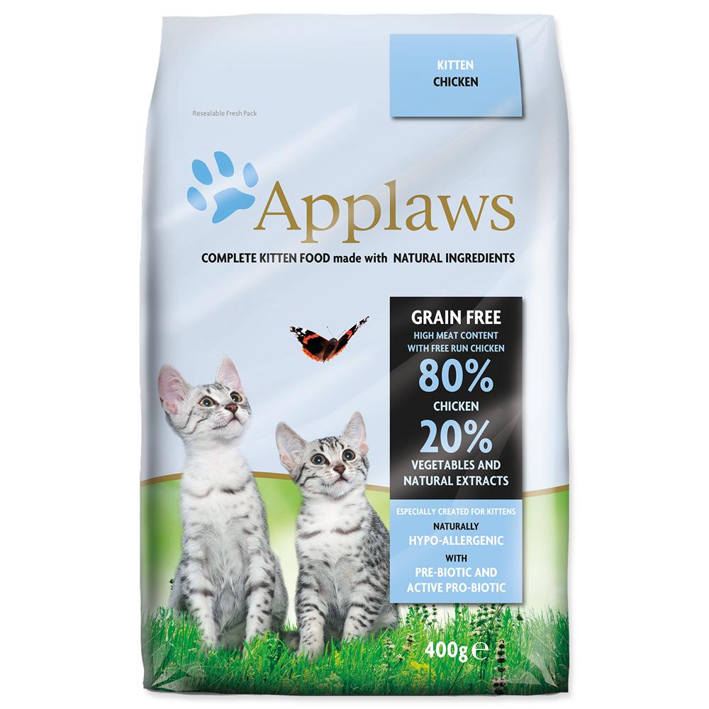 Krmivo Applaws Dry Cat Kitten 400g