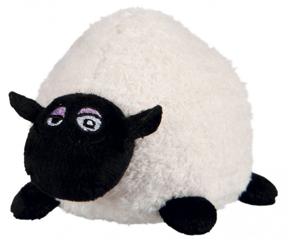 TRIXIE Hračka plyšová ovečka Shirley Shaun 11cm