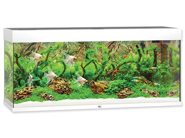Akvárium set Juwel Rio LED 240 bílé Juwel