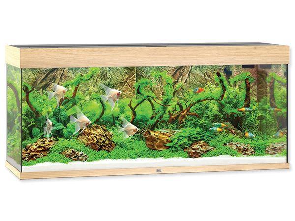 Akvárium set JUWEL Rio LED 240 dub Juwel