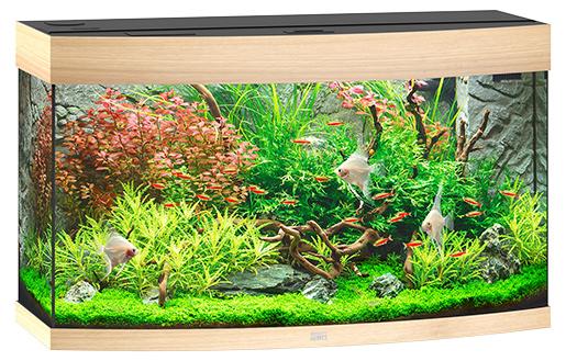 Juwel Akvárium set Vision LED 180 92x55x41cm sv.hnědé 180l Juwel