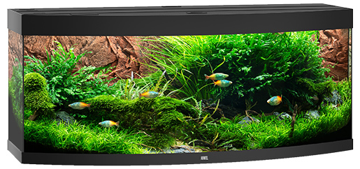 Juwel Akvárium set Vision LED 450 151x61x64cm černé 450l Juwel