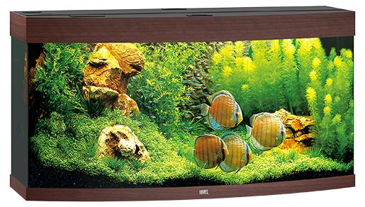 Juwel Akvárium set Vision LED 260 tm.hnědé 121*46*64cm,260l Juwel
