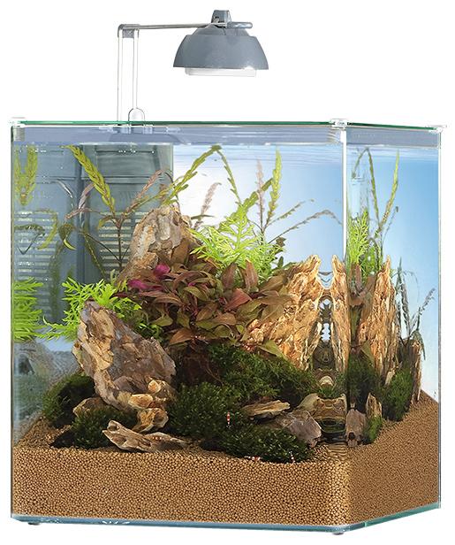 Akvárium set EHEIM Aquastyle 35 LED 35l, 31*31*36