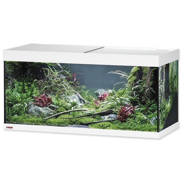 Akvárium set EHEIM Vivaline LED bílý 180l, 100x40x45cm