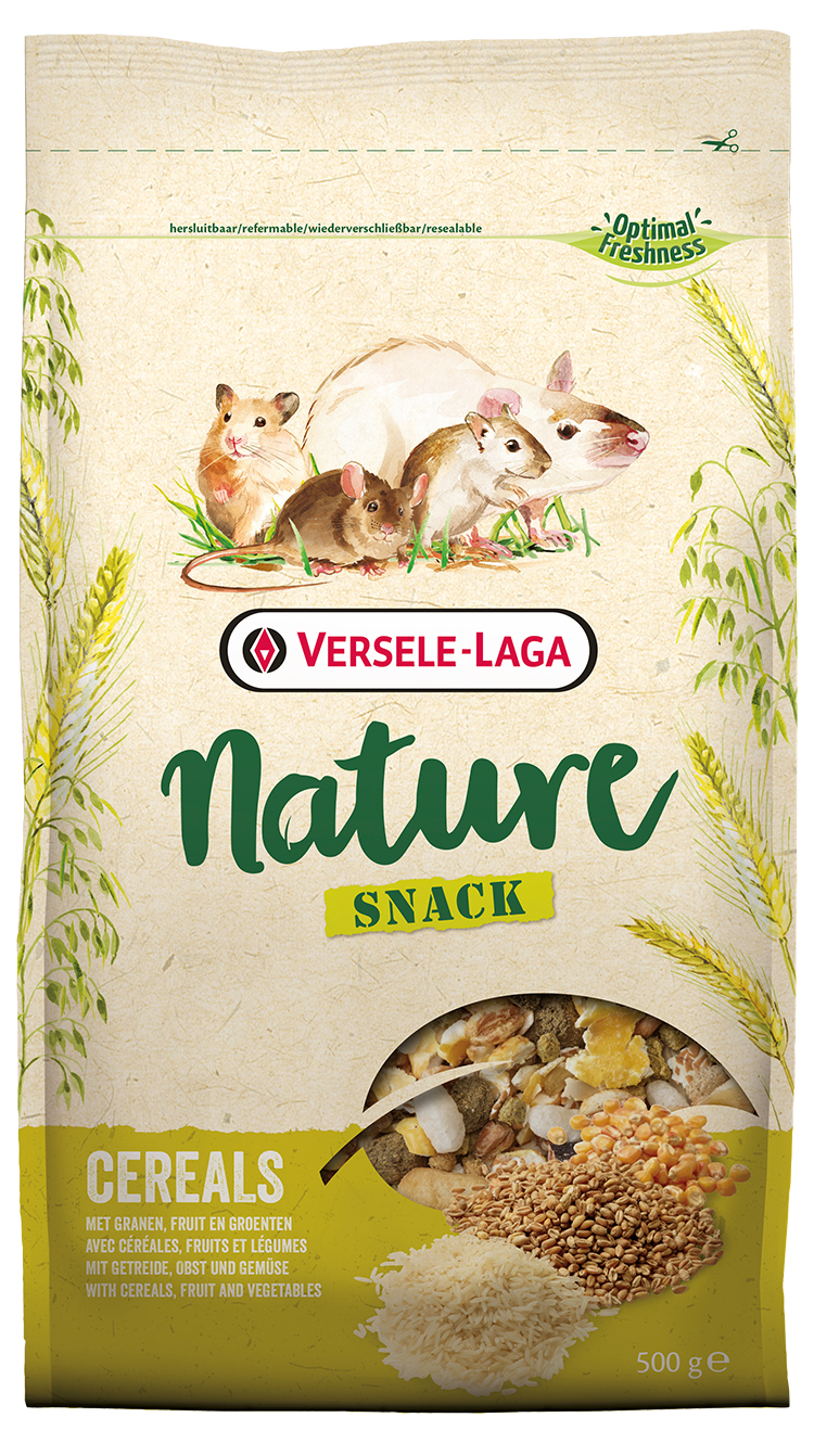 Versele-Laga Krmivo Nature Snack Cereals 500g