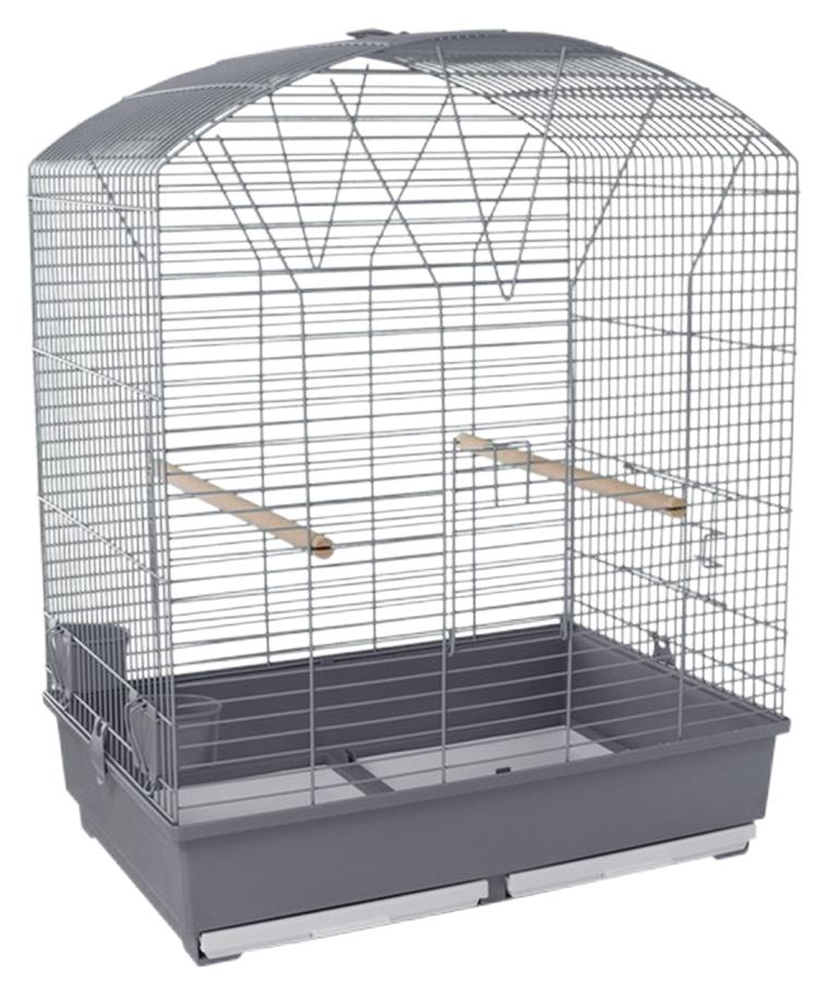 Klec BIRD JEWEL Vanesa tmavě šedá Bird Jewel