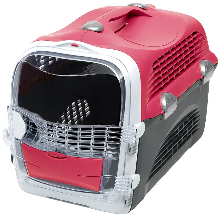 Cat It Přepravka Cabrio červená