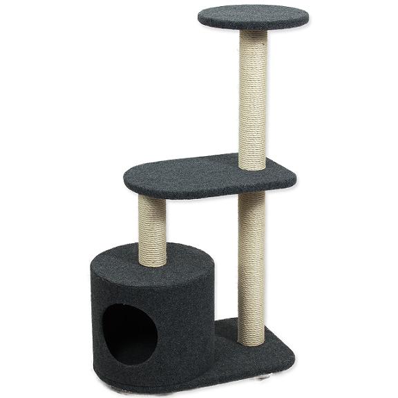Odpočívadlo Magic Cat Renata 53x34x95cm šedé Magic Cat
