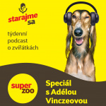 Speciál s Adélou Vinczeovou | Podcast Super zoo title=