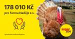 Podpořili jsme společně Farmu Naděje z.s. title=