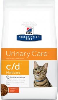 Ветеринарный сухой корм для кошек