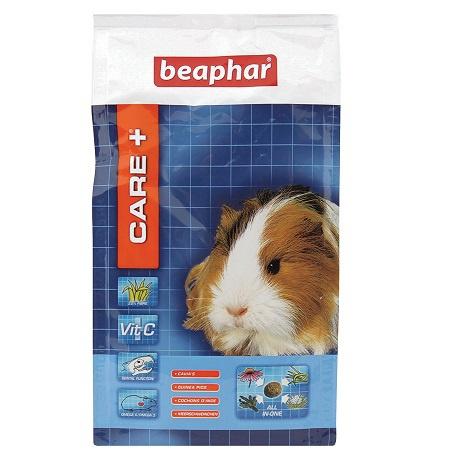 Kvalitní krmivo pro morčata Beaphar CARE+ title=