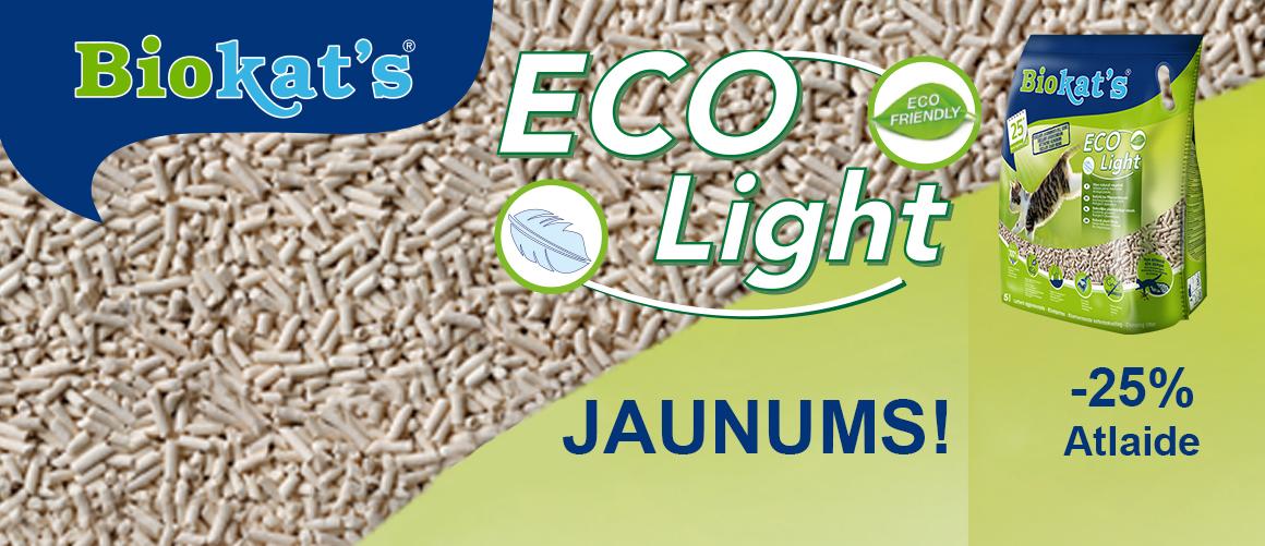Eco Light pakaiši kaķiem