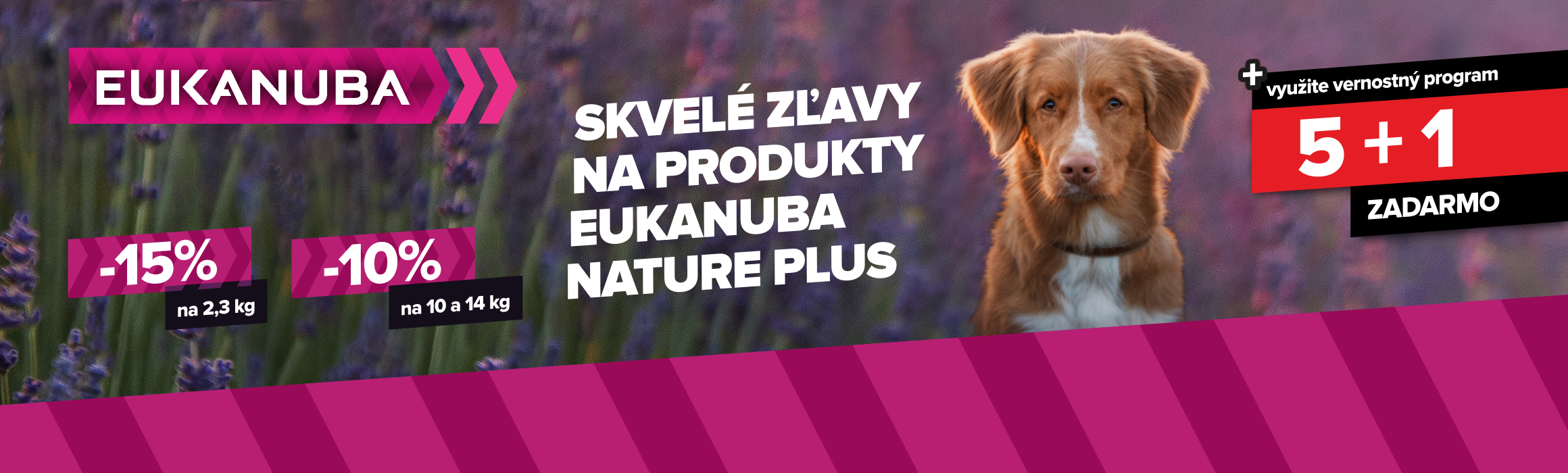 EUKANUBA Zľavy na produkty Eukanuba Plus