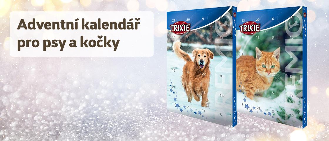 Adventní kalendáře pro psy a kočky