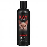 Šampóny a kondicionéry pro kočky
