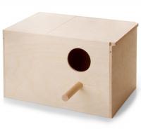 Hnízda a budky pro ptáky do klecí