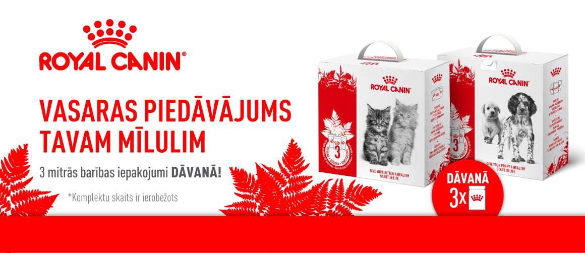 Royal Canin - Ieskaites!  class=