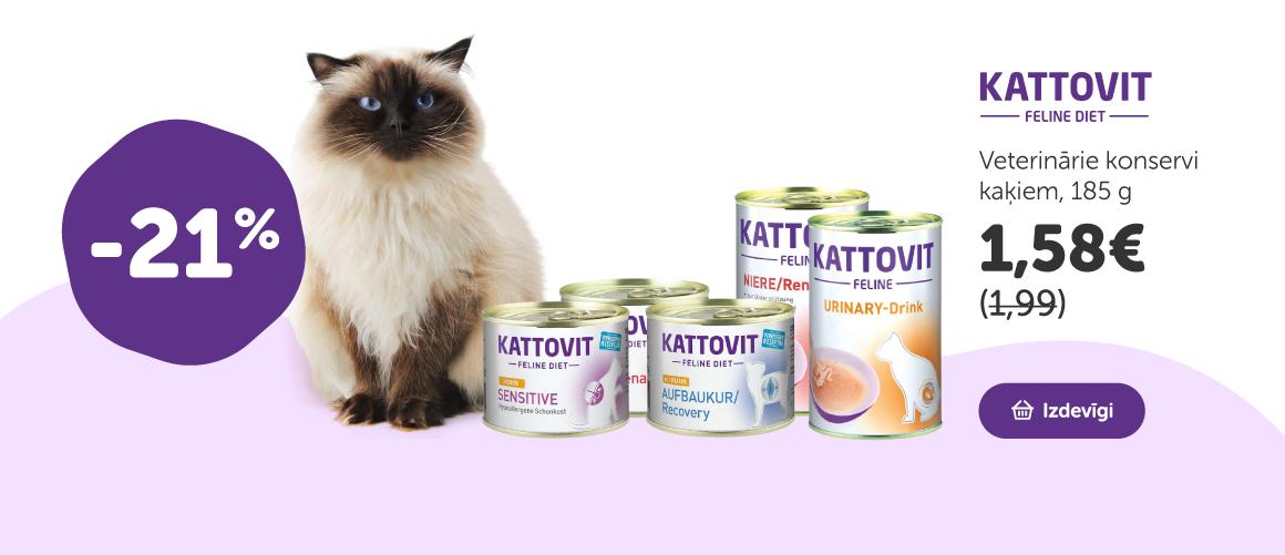Konservi kaķiem - Katovit  class=